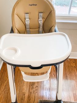 Peg Perego Siesta High chair Plus Cushion for Sale in Glendale,  CA