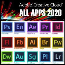 Adobe Creative All Apps! 1 Year Subscription for Sale in Del Valle,  TX