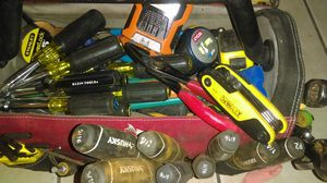 Misc tools Kline snap on dewalt rigid u name it no low ballers make me offer for Sale in Scottsdale, AZ