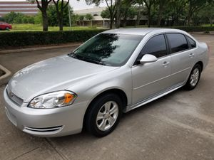 2013 Chevy Impala LS for Sale in Houston, TX