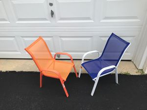Outdoor chair for kids for Sale in Lorton, VA