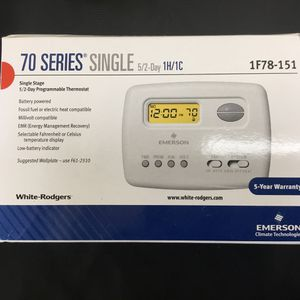 Emerson thermostat for Sale in Charlotte, NC