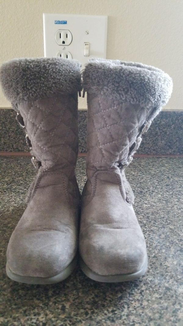 Polo Boots - Size 10 (Girls)