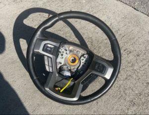 Ford 250 Steering Wheel for Sale in Davenport, FL