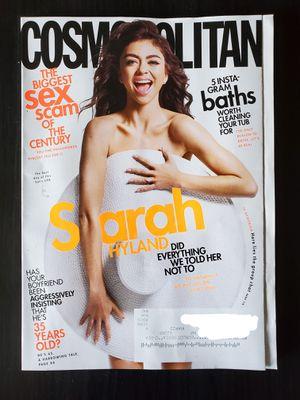 n Magazine May 2020 Sarah Hyland for Sale in Sacramento, CA