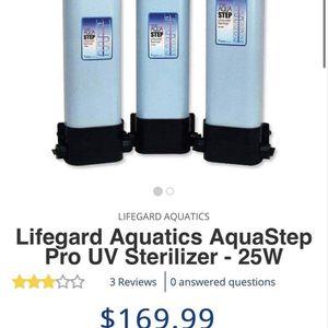 25watt uv sterilizer for Sale in Lewis McChord, WA