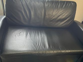 "54"" Fuax Leather Loveseat Sleeper for Sale in Alpharetta,  GA"