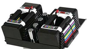 PowerBlock Trainer (2) New Dumbbells Adjustable for Sale in Orlando, FL