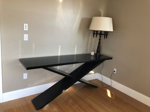 "Console table 72"" by 30"" height for Sale in Boston, MA"