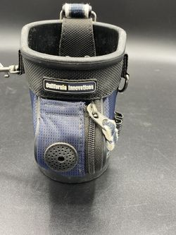 California Innovations Golf Bag Insulated Koozie Black & Blue - Great Condition for Sale in Peoria,  IL