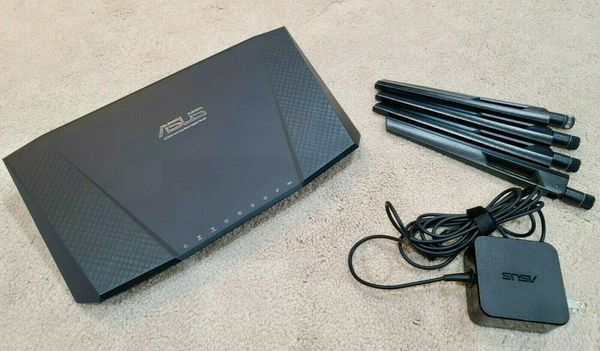 ASUS WiFi5 Router AC2400 (RT-AC87U)