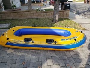 Sevylor K105 3 person raft for Sale in Rancho Santa Margarita, CA