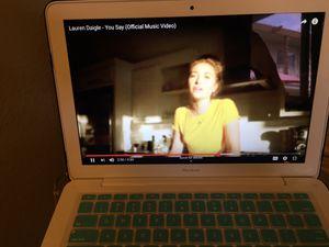 "MacBook Intel C2D-2.4G, 4Gb, 500Gb Solid StDrive, 13"" Screen, Sierra, Final Cut Pro, Logic..Great MacBook with Free new installed programs.SALE $279 for Sale in Los Angeles, CA"