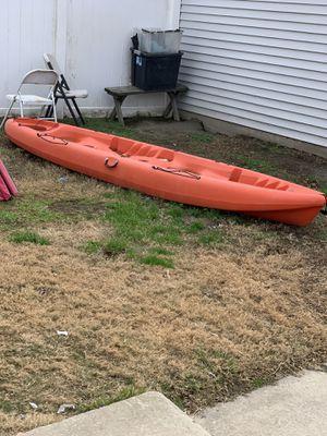Equinox 12 ft double/triple kayak for Sale in Virginia Beach, VA