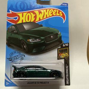 Jaguar Xe Sv Project 8 Hotwheels for Sale in Las Vegas, NV