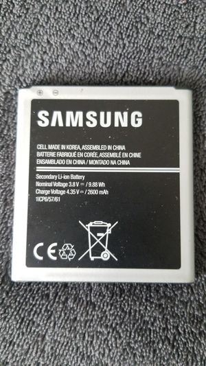 Samsung battery NEW for Sale in Murrieta, CA