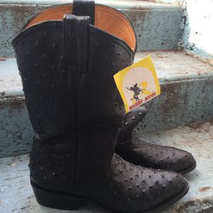 Leather boots for Sale in Greenwich, CT