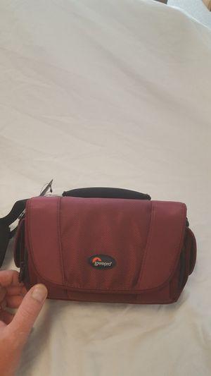 Lowepro edit 130 camcorder camera accessory bag new for Sale in Everett, WA