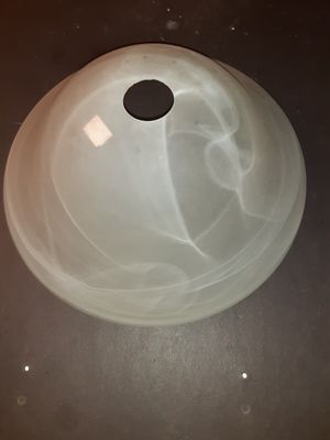 Glass lamp shade for Sale in Tacoma, WA