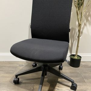 Office chair. Ours is without arms. MSRP $210. Our price $60 + sales tax for Sale in Woodstock, GA