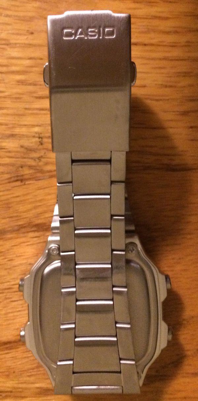 CASIO World Time Illuminator Men's Digital watch