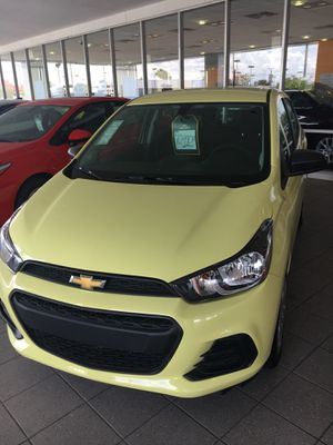 2018 Chevy spark for 10,990 ! for Sale in Orlando, FL