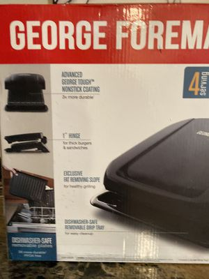 BRAND NEW GEORGE FORMAN GRILL for Sale in Brooklyn, NY