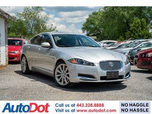 2012 Jaguar XF for Sale in Sykesville, MD