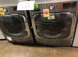 💲Brand New LG Washer and Electric Dryer Front Load Set A2B for Sale in Long Beach, CA