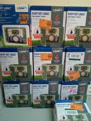 Water Sprinkler Timers / new ) $5 each for Sale in Arlington, TX