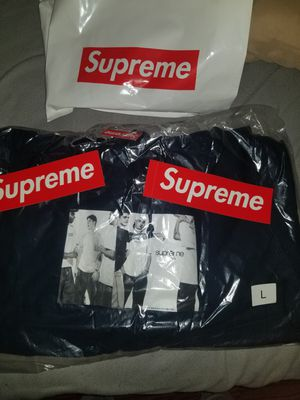 Supreme Classic Ad Navy size Large for Sale in Escondido, CA