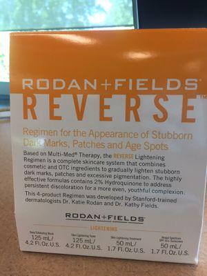 Rodan + Fields reverse lightening regimen for Sale in MONTE VISTA, CA
