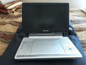 Panasonic portable dvd player for Sale in Chino Hills, CA