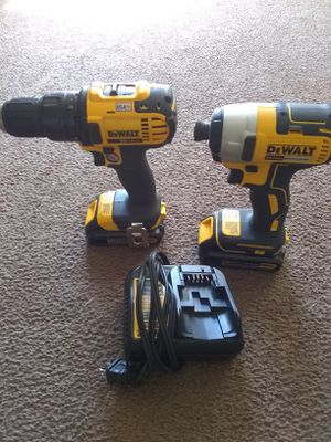 2 drills and a charger for Sale in Denver, CO