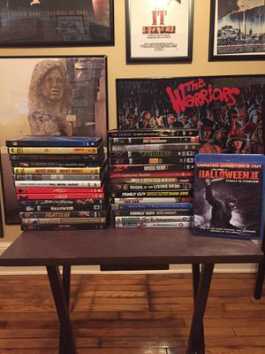 Lot of DVD's *New to Like New* See List for Sale in Apalachin, NY