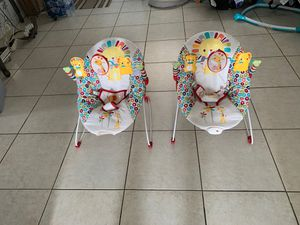 Cool 😎 bouncers for babies for Sale in Miami, FL