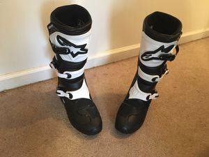 Alpinestars tech 3 boots for Sale in Limestone, TN