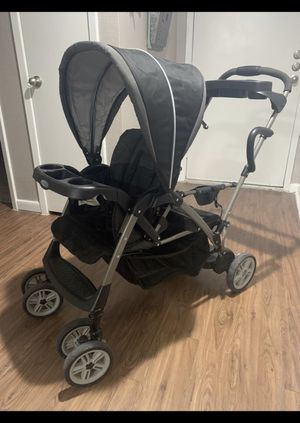 Double stroller Carriola for Sale in Houston, TX