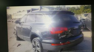 2009 Audi Q7, FOR PARTS ONLY for Sale in Miami, FL