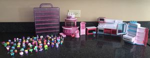 91 Shopkins, play sets and accessories for Sale in Ontarioville, IL