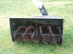 $250 snow blower large feame fits bowlines tractor for Sale in Landrum, SC