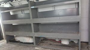 2008 chevy Cargo van #3 SHELF $220 price firm ok for Sale in Wauconda, IL