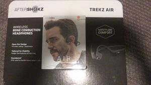 AftershokZ Trekz Air wireless headphones $80 obo for Sale in Denver, CO