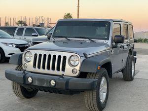 2017 Jeep Wrangler for Sale in Glendale, AZ