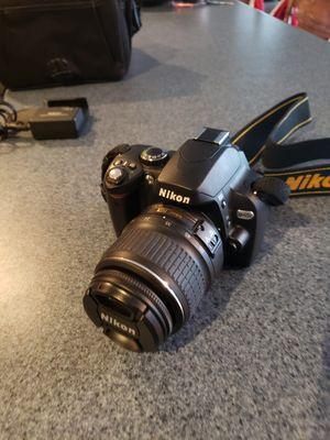 Nikon D40X Digital Camera for Sale in North Liberty, IN