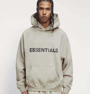 Fear of God Essential Hoodie (Sz-M/ Color-Moss) for Sale in Edmonds, WA