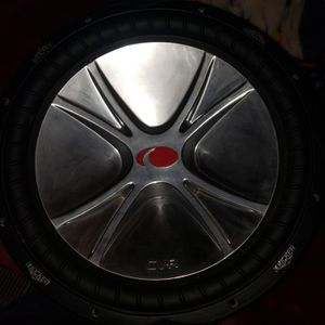 Kicker Cvr 15 Dual 4ohm Voicecoil 500 Watts Rms 1000 Watts Max for Sale in La Center, WA