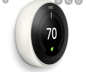Nest pro learning thermostat for Sale in Margate, FL