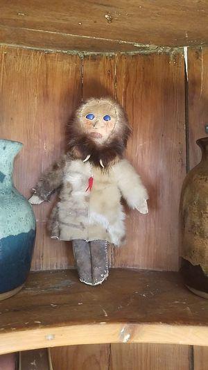 Antique Inuit doll for Sale in Blackwood, NJ