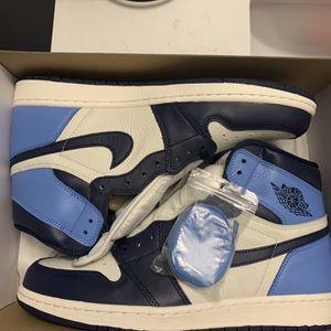 Jordan Retro 1 Og High Obsidian US Size 11 for Sale in Suwanee, GA